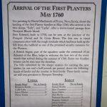 Planter arrival
